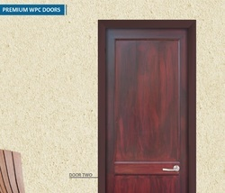 HardyPlast WPC Solid Wooden Doors