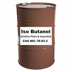 Iso Butanol (Andhra Petro & Imported)