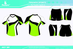 South African Rugby Jersey