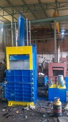 FIBC Bag Baling Press Machine