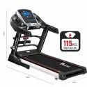 Powermax Usa Tdm-125s Multi-Function Treadmill With Smart Run Function