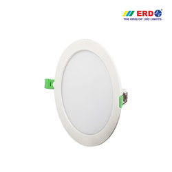 10W Slim LED Downlight Round