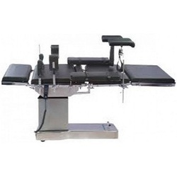 Operating C-Arm Compatible Gearmatic Table