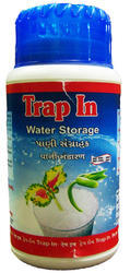 Trap In Super Absorbent Polymer