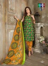 Avran V2 Cotton Dress Material