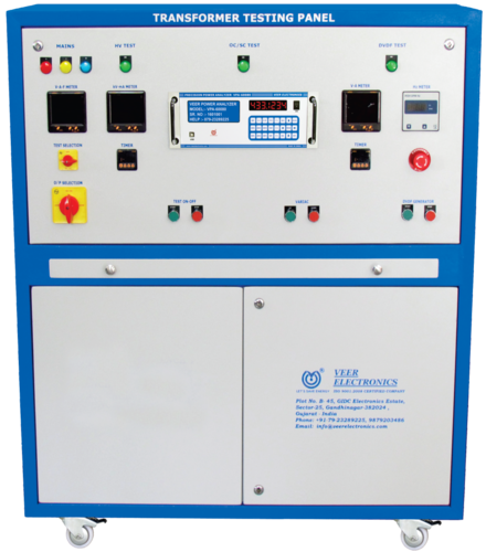 Lastcheck Transformer Tester : Oem manufacturer of power analyzer iron loss testers by