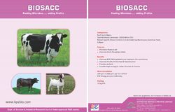 Biosacc For Diary