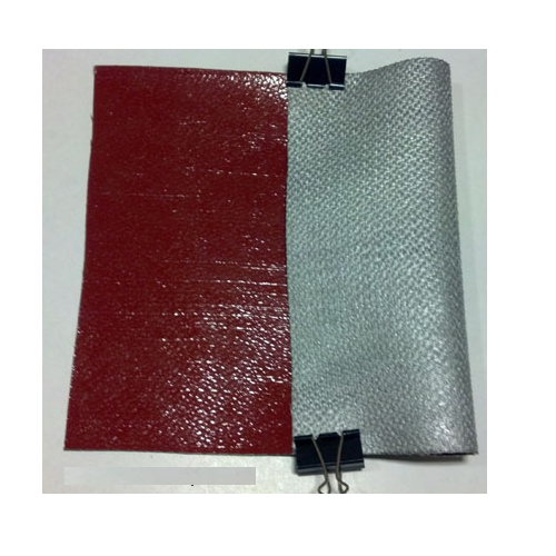 Industrial Fabrics Silicone Coated Fiberglass Fabric