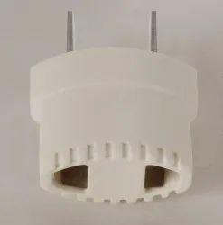 2 pin multi plug flat pin