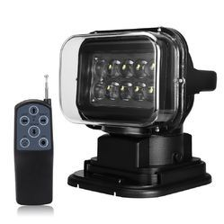 Revolving Search Light with Remote 50watt LED