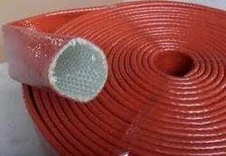 Silicone Coated Fiberglass Sleeve