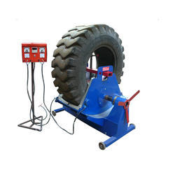 Section Tyre Repair Machine OTR. JM 7600