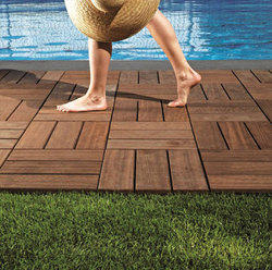 Deck Wood Floorings