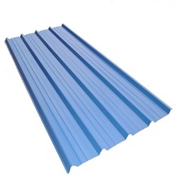 Color Coated Aluminum Roof Panels