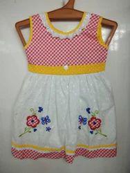 Designer Girls Cotton Frocks