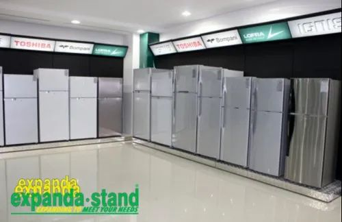 8a11416c93 Shop Fittings - Home Appliance Display Racks Manufacturer from Chennai