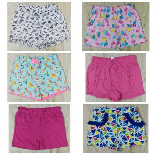 Kids Shorts - Girls Shorts Exporter from Tiruppur acf3108de28