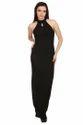 Black Bodycon Fit Maxi Dress