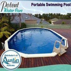 Portable FRP Swimming Pool