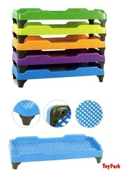 DELUXE STACKABLE BED (F 858)