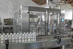 Automatic Water Bottle Rinsing Filling and Capping Machine