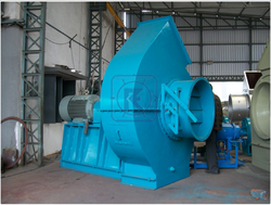 Single Stage Centrifugal Blower