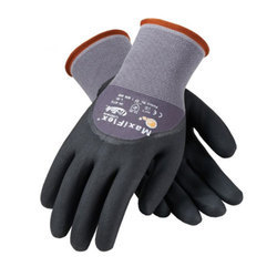 ATG Maxiflex Ultimate Micro-Foam Coated Palm Nitrile Glove