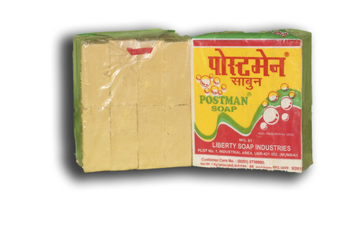 Postman Soap