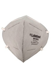 Reusable /Fold-Able Active Carbon Dust Mask FFP1