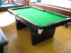Snooker Table In Italian Slate