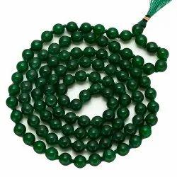 Agate Haqiq Hakik For Shani 108 Beads Japa Mala
