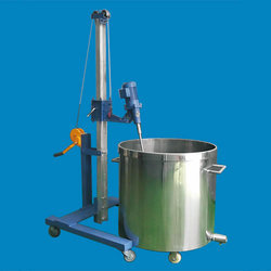 Agitator Positive Metering Pump
