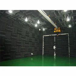 Wedge Anechoic Chamber