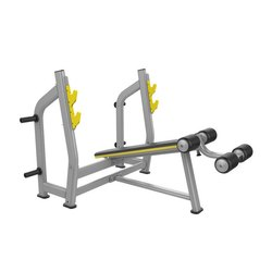 Presto Olympic Decline Bench Press Bench
