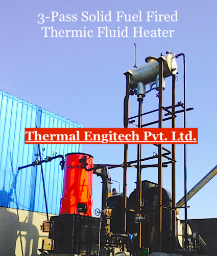 Industrial Boilers - Hot Oil System Manufacturer from Ahmedabad