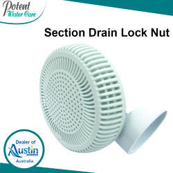 Section Drain Lock Nut