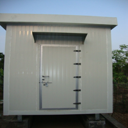Telecom Shelter Doors
