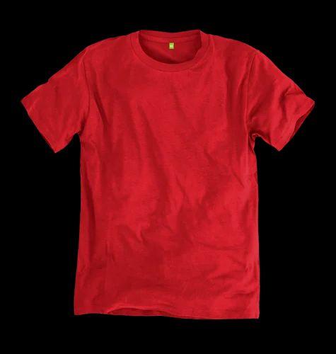 988da105 Blank Plain T Shirts - 160 Gsm Cotton Biowash Round Neck T Shirts ...