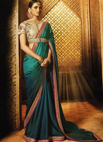 910f68c3d9 Silk Saree - Designer Silk Saree Authorized Wholesale Dealer from Surat