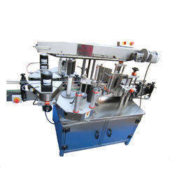 Front & Back Labeling Machines