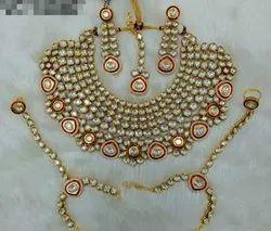 Kundan Full Bridal Set