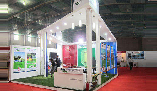 Exhibition Stall Zone : Inoways design zone private limited a unit of