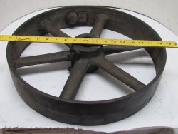 Industrial Flywheel