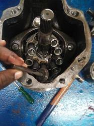 Jlg Hydraulic Pump Service