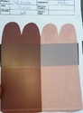 Red iron oxide powder for paints