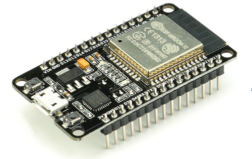 ESP32 WROOM Development Board