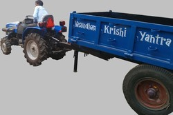 Sonalika Garden Tractor Trailer