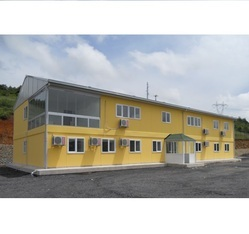 Guest Houses on eco friendly prefabricated house