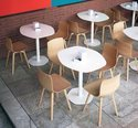 Designer Cafeteria Furniture