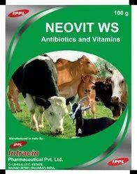 Antibiotics and Vitamins